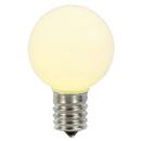 Vickerman XLED5CG51 G50 Warm White Ceramic LED Bulbs 5 Pack