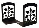 Village Wrought Iron BE-109 Leaf Fan - Book Ends