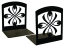 Village Wrought Iron BE-155 Ribbon - Book Ends