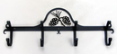 Village Wrought Iron CB-89 Pinecone - Coat Bar