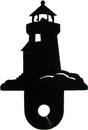 Village Wrought Iron DHK-10 Lighthouse - Cabinet Door Silhouette