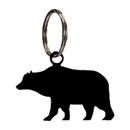 Village Wrought Iron KC-14 Bear - Key Chain
