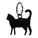 Village Wrought Iron KC-6 Cat - Key Chain