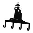 Village Wrought Iron KH-10 Lighthouse - Key Holder