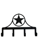 Village Wrought Iron KH-144 Western Star - Key Holder