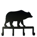 Village Wrought Iron KH-14 Bear - Key Holder