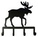Village Wrought Iron KH-19 Moose - Key Holder