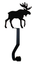 Village Wrought Iron MH-A-19 Moose Mantle Hook