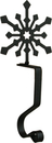 Village Wrought Iron MH-A-85 Snowflake - Mantle Hook