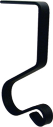 Village Wrought Iron MH-F-5 5 In. Mantel Hook, Price/Each