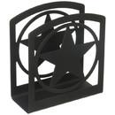 Village Wrought Iron NH-144 Western Star Napkin Hldr