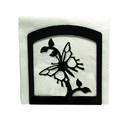 Village Wrought Iron NH-38 Butterfly - Napkin Holder