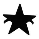Village Wrought Iron NR-45 Star - Napkin Ring