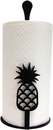 Village Wrought Iron PT-C-44 Pineapple - Paper Towel Stand