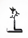 Village Wrought Iron TT-18 Hummingbird - Toilet Tissue Holder