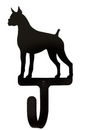 Village Wrought Iron WH-244-S Boxer - Wall Hook Small