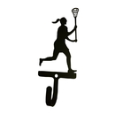 Village Wrought Iron WH-293-S Lacross - Woman's / Girl's - Wall Hook Small