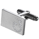 Caseti Gordon Stainless Steel Cuff Links
