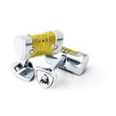 Tonino Lamborghini Anima Stainless Steel Cufflinks