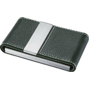 Carlisle Black Leather And  Business Card Case