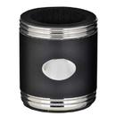 Visol Taza Black & Stainless Steel Can Holder - Beer Koozie