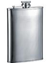 Visol Mark Stainless Steel Hip Flask - 8 oz