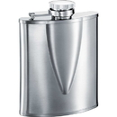 Visol Zebra Stainless Steel 6oz Wide Mouth Flask