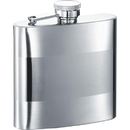 Visol Cabot Two Tone Stainless Steel 6oz Hip Flask