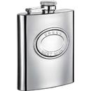Visol 5 Stars Best Man 8oz Stainlesss Steel Hip Flask
