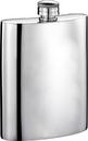 Visol Judge Mirror Polished Genuine Pewter Flask - 6 oz