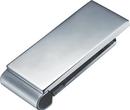Visol Hawthorne Plain Stainless Steel Engravable Money Clip