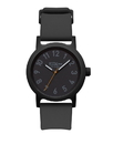 Vestal ALP3P04 Alpha Bravo Plastic Watch - Black