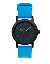 Vestal ALP3P06 Alpha Bravo Plastic Watch - Blue/Black