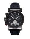Vestal OBCS011 Uss Observer Chrono Watch - Black