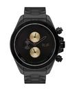 Vestal ZR3036 ZR-3 Minimalist Watch - Black/Gold/Polished/Minimalist