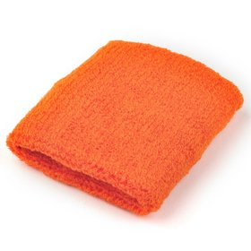 GOGO Thick Solid Color Pro Wrist Sweatband - 12 Pieces