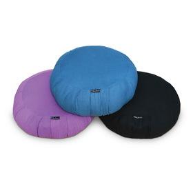 Wai Lana Zafu Meditation Cushion - Purple