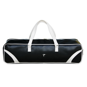Wai Lana Retro Bag - Black & White