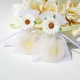 Wedding Belle Favors WB127 Daisy Guest Soaps