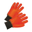 West Chester Safety Orange PVC Coated Gloves, 1007OR