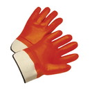West Chester Safety Orange PVC Coated Gloves, 1017OR
