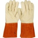 West Chester Premium Top Grain Cowhide Welder Gloves
