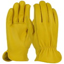 West Chester Premium Grain Deerskin Leather Driver Gloves
