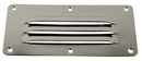 Whitecap S.S. Louvered Vent: 2-1/2