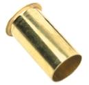 Whitecap Brass Drain Tube: 1