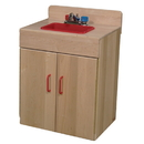 Wood Designs WD10220 Maple Sink , 24.00