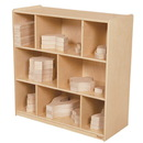 Wood Designs WD13604 Block and Center Storage Kit 15500 / 60400 , 38.00