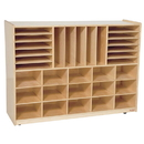 Wood Designs WD14009 Multi-Storage without Trays , 38.00
