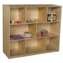 Wood Designs WD14218 Mobile Single Storage, 42