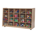 Tip-Me-Not WD14581 20 Tray Storage with Translucent Trays , 30.00